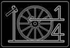Ten and a Quarter Inch Gauge Railway Society logo