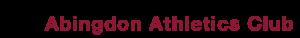 Abingdon Athletics Club logo
