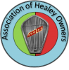 The Association of Healey Owners logo