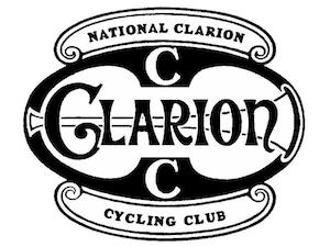 The National Clarion Cycling Club logo