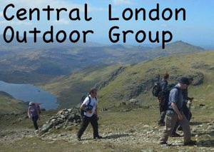 The Central London Outdoor Group logo