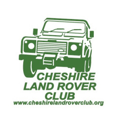 The Cheshire Land Rover Club logo
