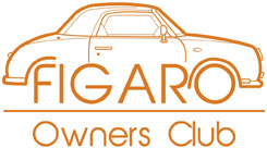Nissan Figaro Owners Club logo