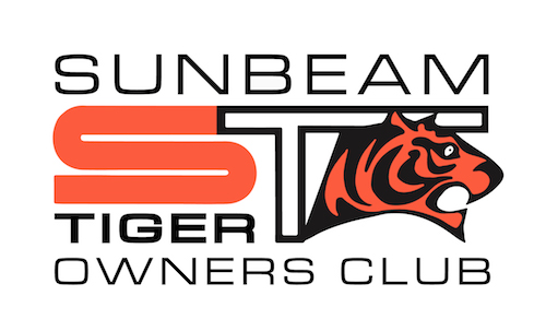 The Sunbeam Tiger Owners Club logo