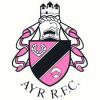 Ayr Rugby Football Club logo