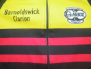 Barnoldswick Clarion Cycling Club logo