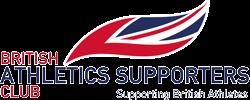 British Athletics Supporters Club logo