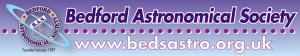 Bedford Astronomical Society logo