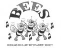 Burnham's Excellent Entertainment Society (BEES) logo