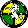 Blackpalfrey Motor Club of Kent logo