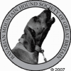 The Bavarian Mountain Hound Society of GB logo