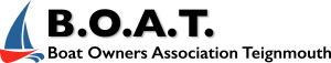 Boat Owners Association Teignmouth logo