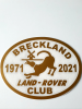 Breckland Land Rover Club Ltd logo
