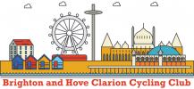 Brighton & Hove Clarion Cycling Club logo