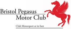 Bristol Pegasus Motor Club logo