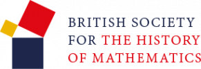 British Society for the History of Mathematics logo