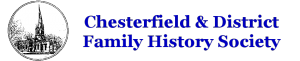 Chesterfield & District Family History Society logo