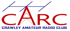 Crawley Amateur Radio Club logo