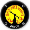 Crash Box & Classic Car Club logo
