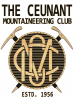 Ceunant Mountaineering Club logo