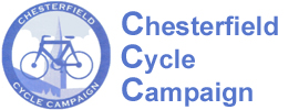 Chesterfield Cycle Campaign logo