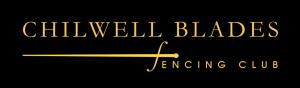 Chilwell Blades Fencing Club logo