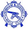 Chobham & District Rifle Club logo