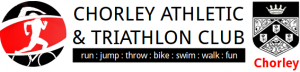 Chorley Athletic and Triathlon Club logo