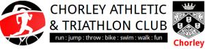 Chorley Athletic and Triathlon Club logo