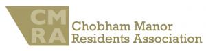 Chobham Manor Residents' Association logo