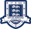 City of Hereford Swimming Club logo