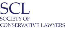 Society of Conservative Lawyers logo