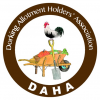 Dorking Allotment Holders' Association logo