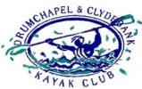 Drumchapel & Clydebank Kayak Club logo