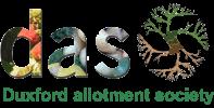 Duxford Allotment Society logo