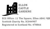 Ellon Castle Gardens logo