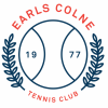 Earls Colne Tennis Club logo