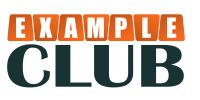 membermojo Example Club logo