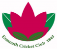 Exmouth Cricket Club logo