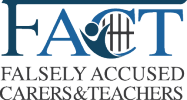 Falsely Accused Carers Teachers and other Professionals logo