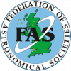 Federation of Astronomical Societies logo