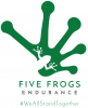 Five Frogs Triathlon logo