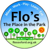 Flo's - The Place in the Park logo
