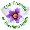 Friends of Therfield Heath logo