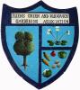 Ellens Green and Rudgwick Gardening Association logo