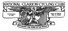 Gosport Clarion Cycling Club logo