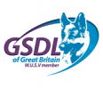 German Shepherd Dog League of Great Britain logo
