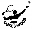 Gerrards Cross Dukes Wood LTC logo
