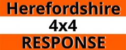 Herefordshire 4x4 Response logo