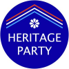 Heritage Party logo